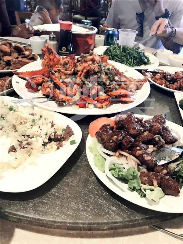 凤凰家庭聚餐